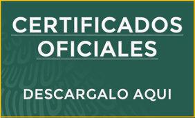 certificados oficiales